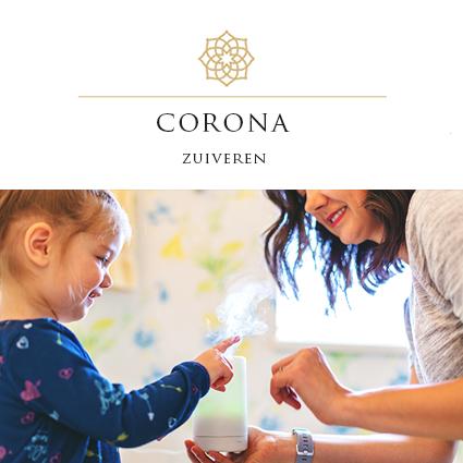 corona, alternatief thuis, aromatherapie
