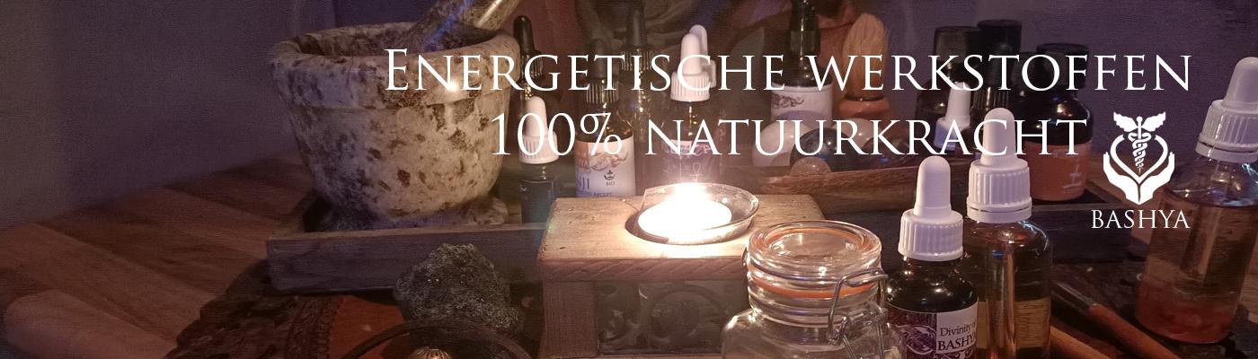 Bashya Energetische, 100% puur natuurlijk