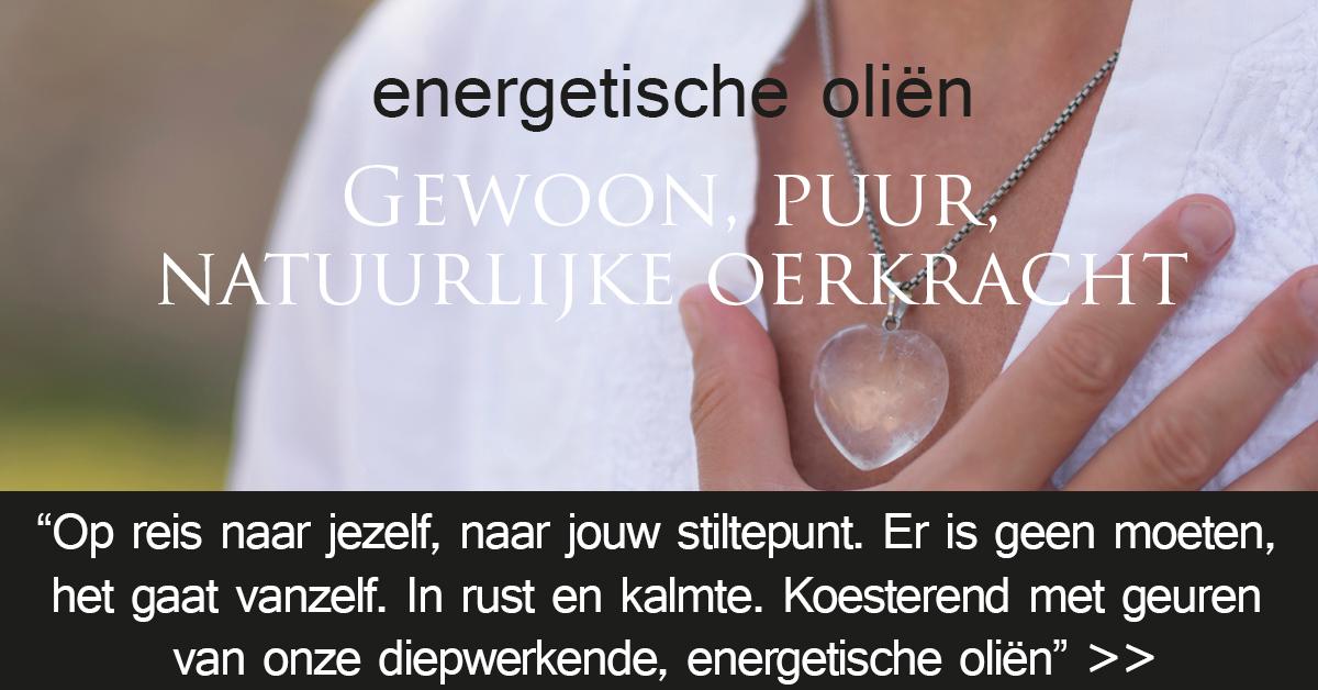 Energetische olien