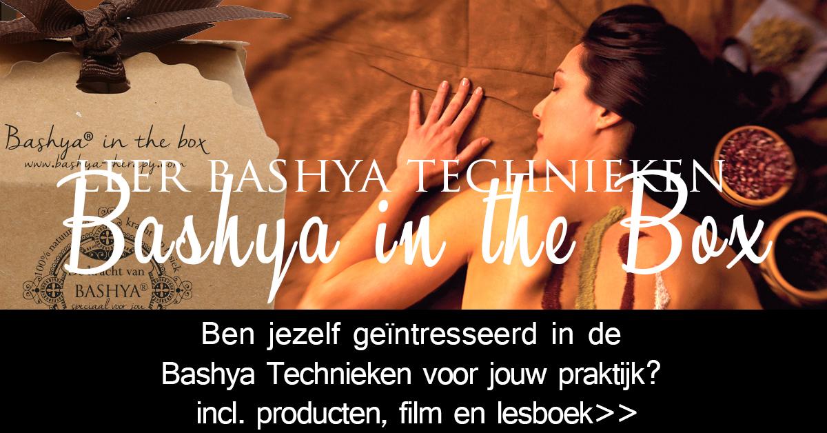 Bashya Technieken Holistische verzorging