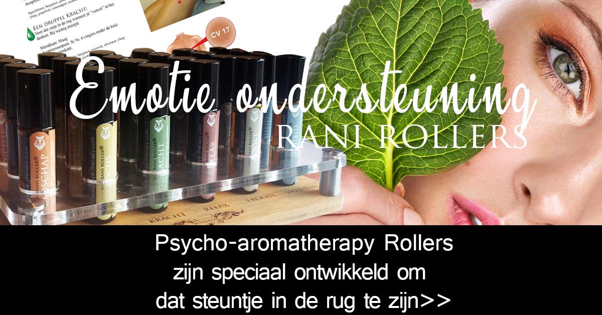 Bashya Emotie Rollers, aromatherapie, emotioneel, angst, verdriet, cosmetica, acupressuur