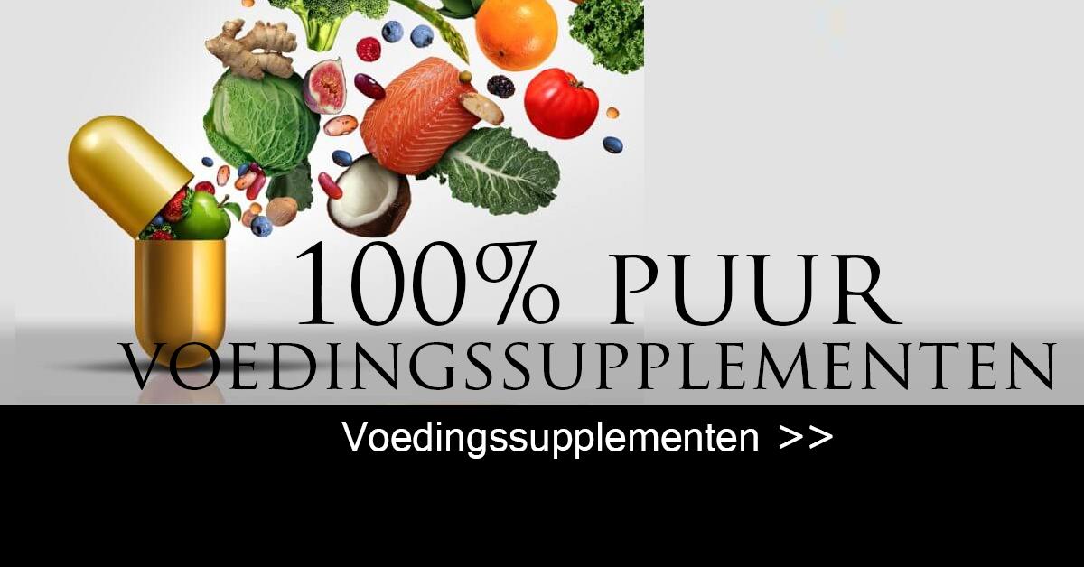 Voedingssupplementen, vitaminen, voeding, mineralen, herborist, natuurgeneeskunde